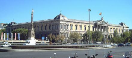 Biblioteca Nacional Espana Madrid Biblioteca Nacional de España